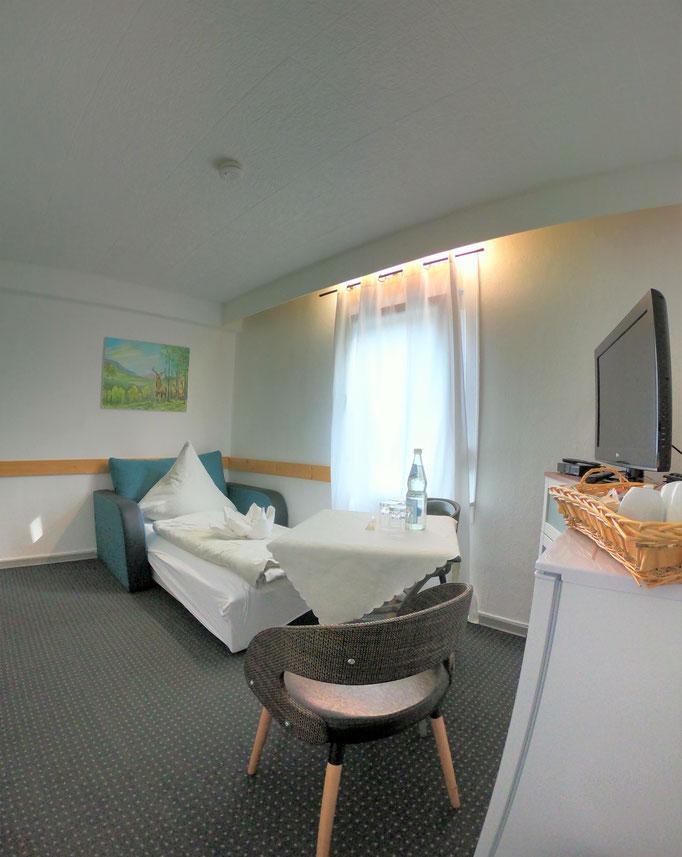 Dreibettzimmer CITY HOTEL GARNI DIEZ