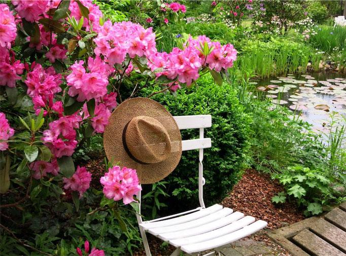 Impressionen Helenenweg-Garten