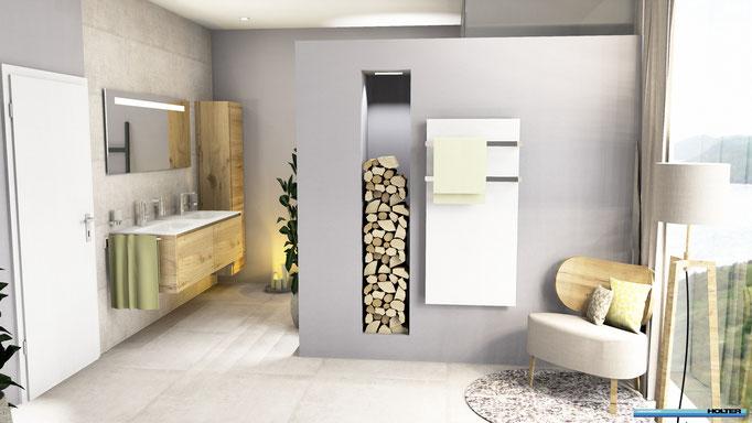 Bad 6 - Badezimmer-Planung Baddesign von Markus Bayer GmbH