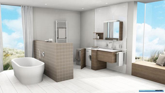 Bad 2 - Badezimmer-Planung Baddesign von Markus Bayer GmbH