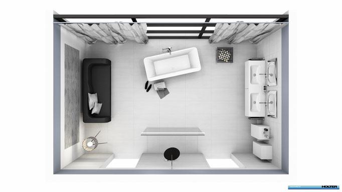 Bad 3 - Badezimmer-Planung Baddesign von Markus Bayer GmbH
