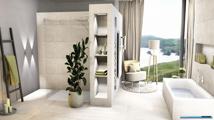 Bad 1 - Badezimmer-Planung Baddesign von Markus Bayer GmbH