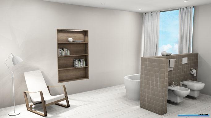 Bad 5 - Badezimmer-Planung Baddesign von Markus Bayer GmbH