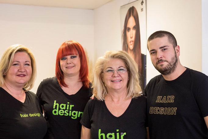 Hair Design - Team