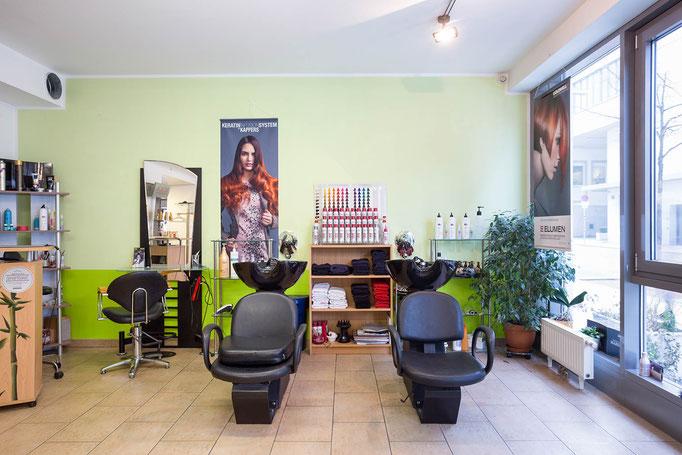 Hair Design - Haarwäsche