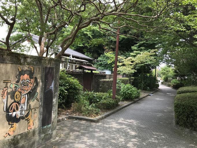 大津絵の道