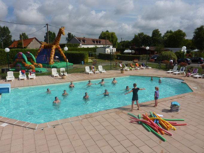 camping en baie de somme piscine peche animation camping familial