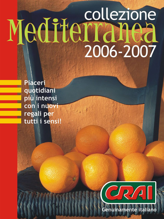 Collection Crai - Sicilia - Copertina catalogo