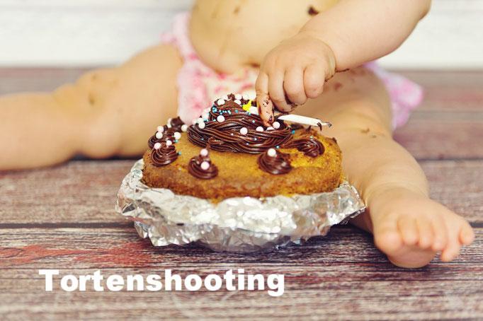 Tortenshooting