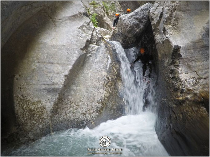 canyon briançon