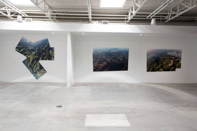 Zhulong Gallery, Dallas, 2015