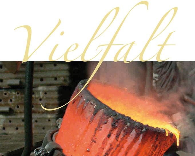 Harms Metallguss, Firmenbroschüre