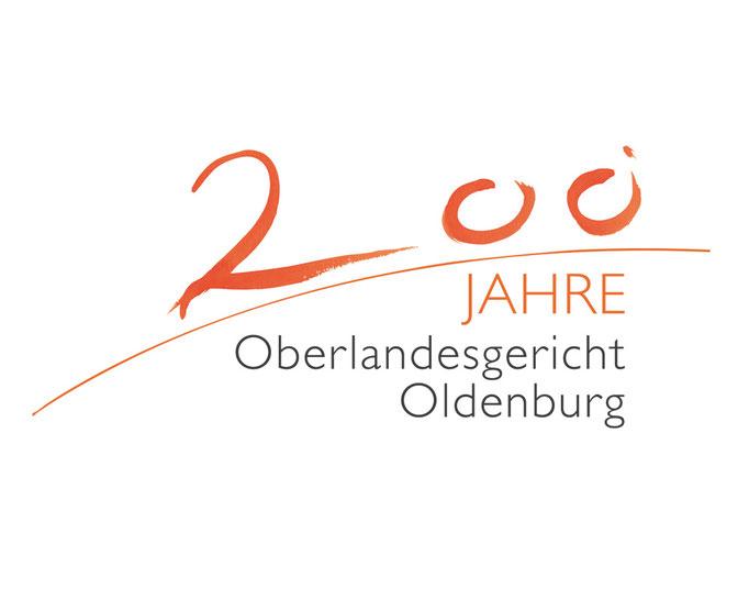 MWD ist Gewinner beim Logo Wettbewerb zum 200 jährigen Jubiläum des OLG Oldenburg.