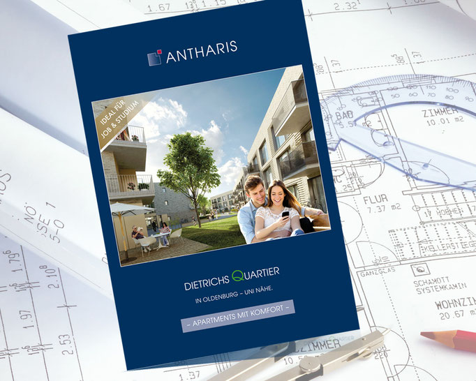 Exposé Dietrichsquartier der ANTHARIS Projektentwicklung GmbH