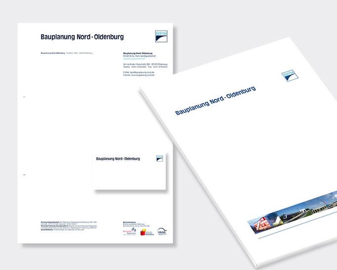Geschäftsausstattung Bauplanung Nord-Oldenburg