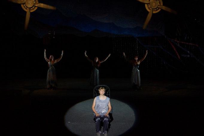 репортажная фотосъемка - театральный спектакль в Харькове