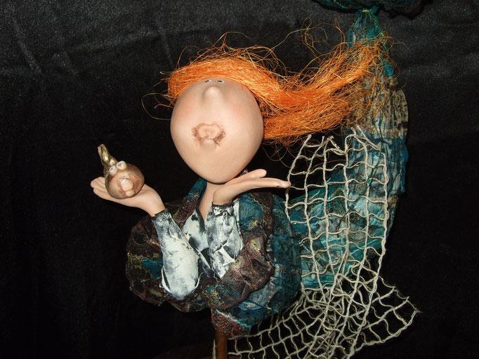 съемка в Харькове - репортаж с выставки авторской куклы