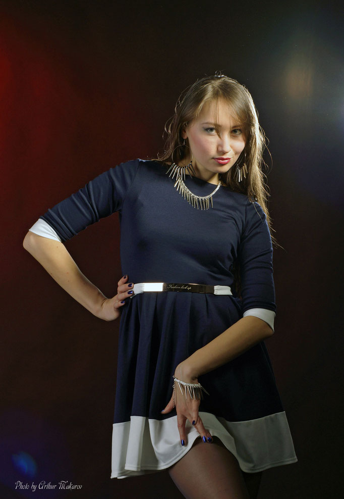 фотосессии в Харькове - портрет девушки - 2