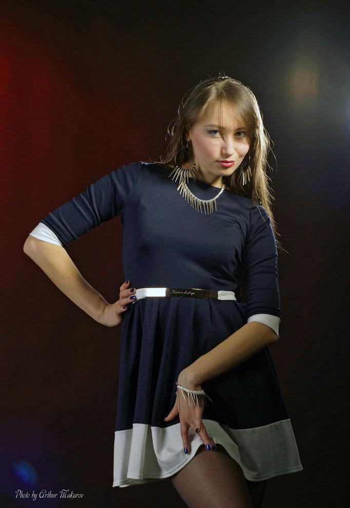 фотосессии в Харькове - портрет женщины