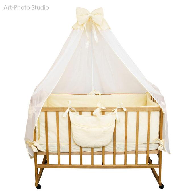 предметная съемка постельного белья для детской кровати