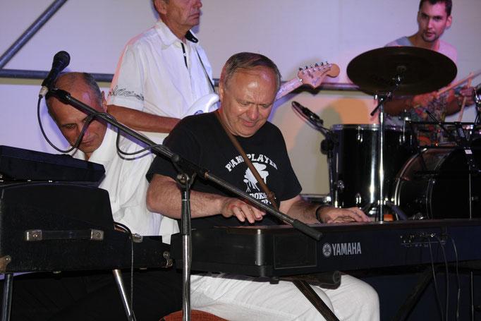 репортаж из Харькова - концерт джазовых музыкантов
