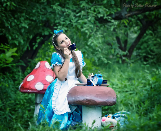 Детская фотосъемка в Харькове на природе