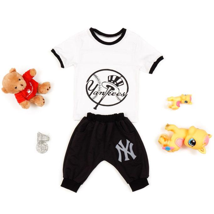 съемка товаров для каталогов интернет-магазинов - детская одежда