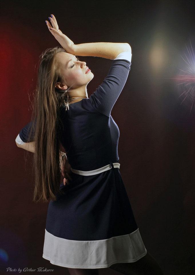 фотосессии в Харькове - портрет девушки