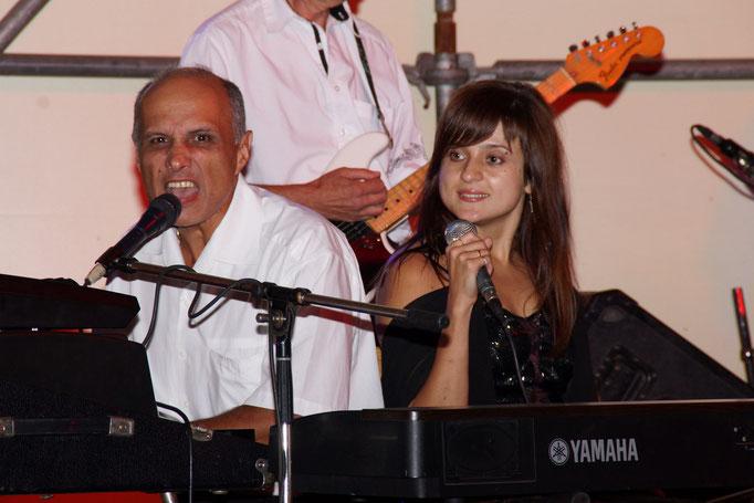 репортажная фотосъемка в Харькове - выступление джазовой певицы
