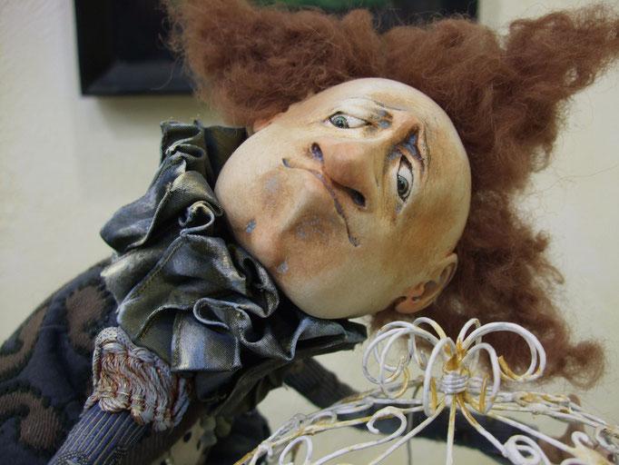 репортажная фотосъемка -выставка авторской куклы в Харькове
