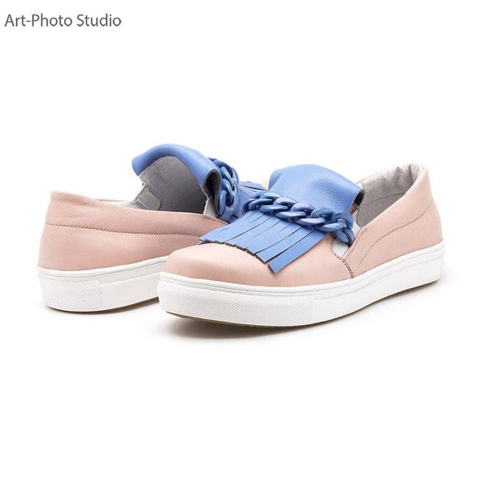 обувь в ракурсе три-четверти в паре