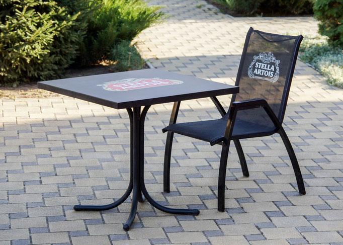 предметное фото товаров в Харькове - мебель для пивных баров