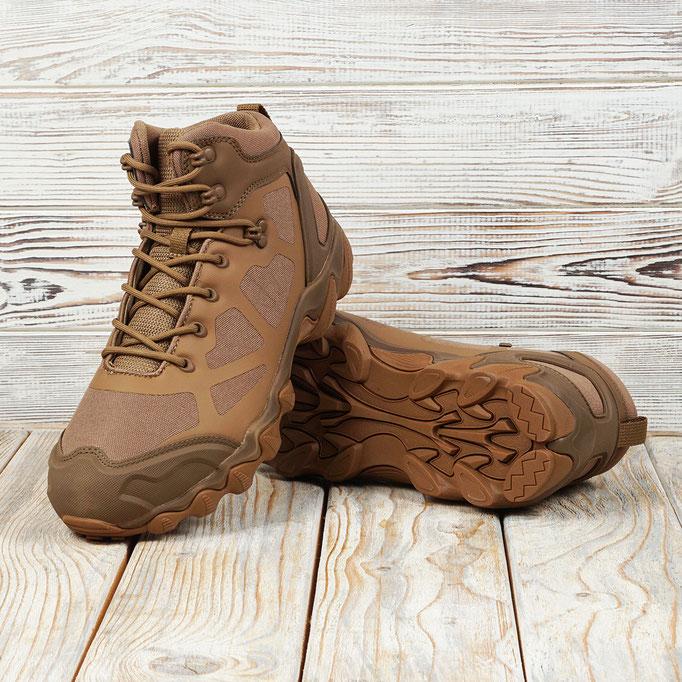фотосъемка обуви в Харькове - тактические ботинки