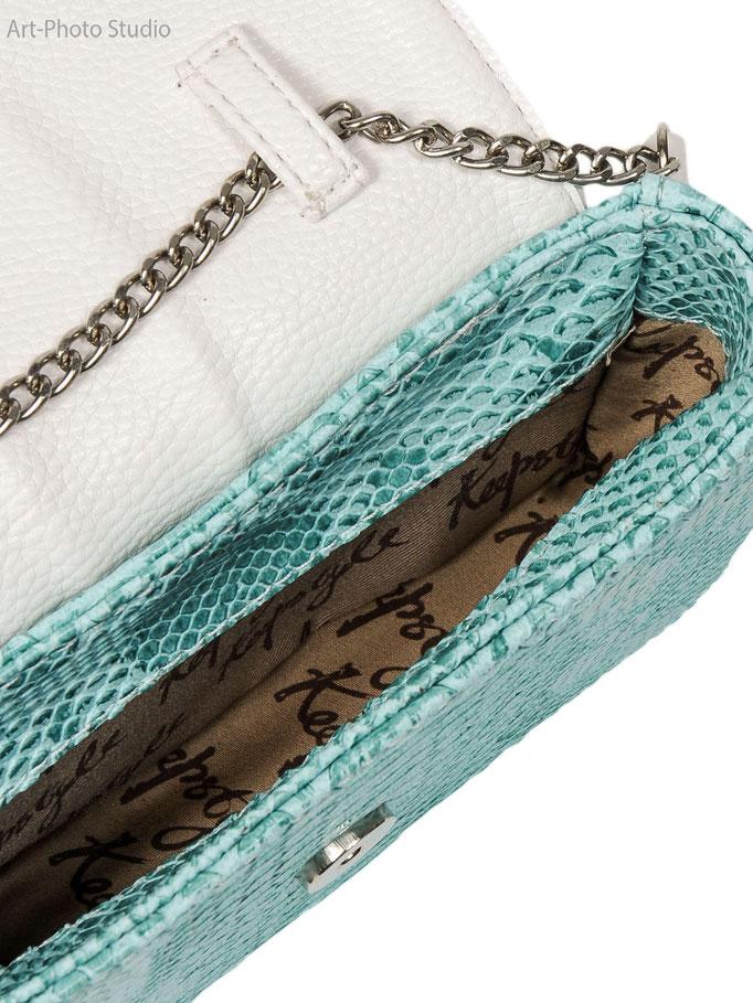 предметная съемка женских сумочек для интернет-магазина Keep Style