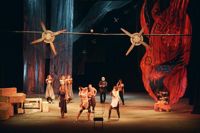 театральная фотосъемка в Харькове