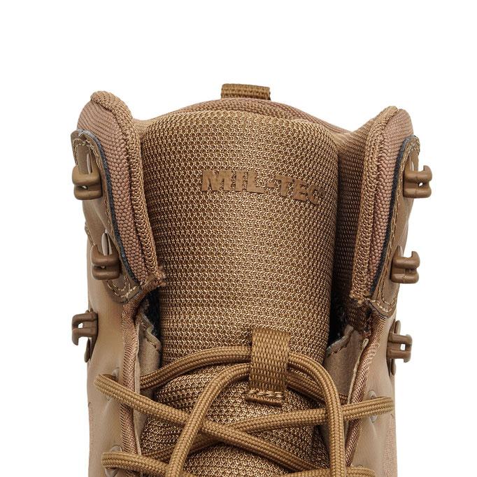 Обувь от фирмы MIL-TEC - туристические ботинки