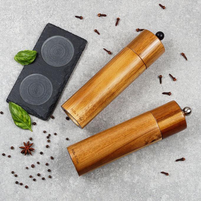 фото для Amazon- мельницы для измельчения соли и перца