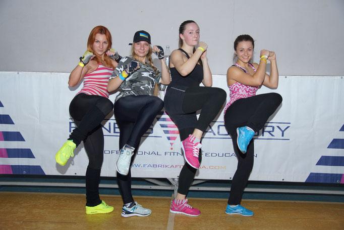репортажная съемка в Харькове - фестиваль фитнеса
