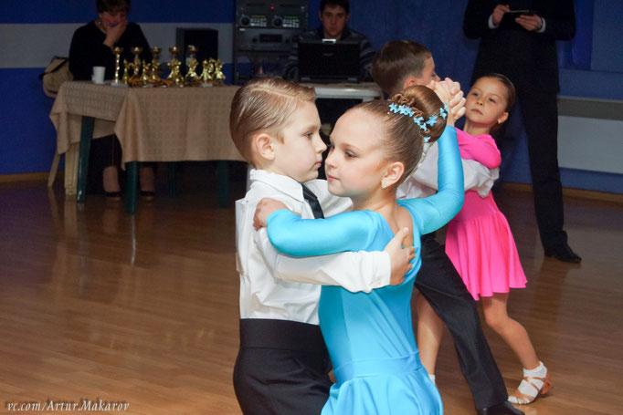 репортажная съемка - детский танцевальный конкурс