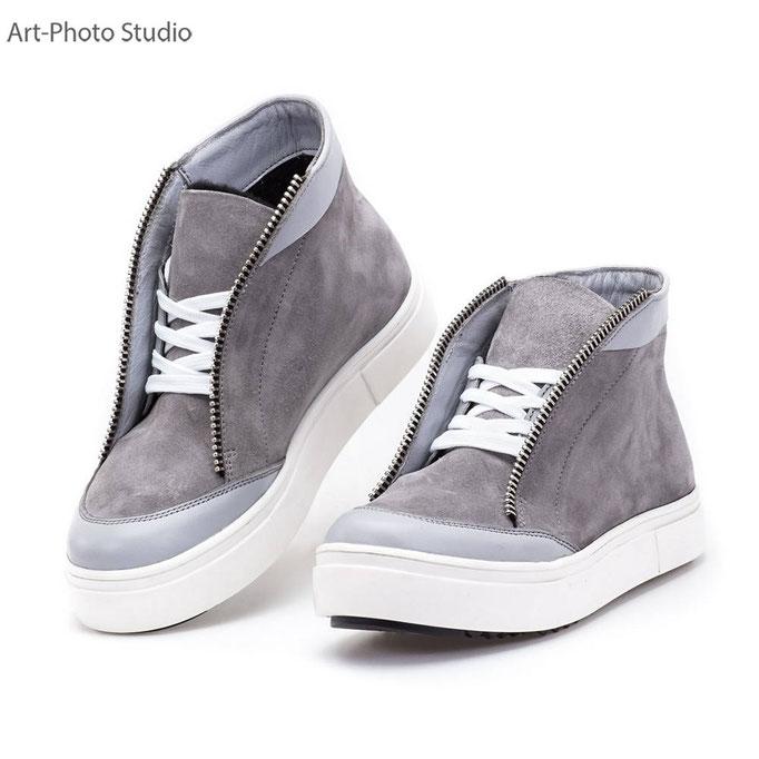 фотосъемка пары обуви для каталога интернет-магазина