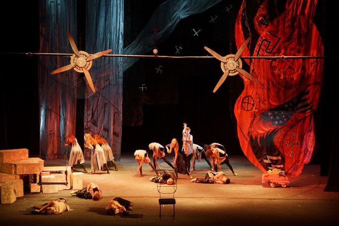 театральная съемка в Харькове