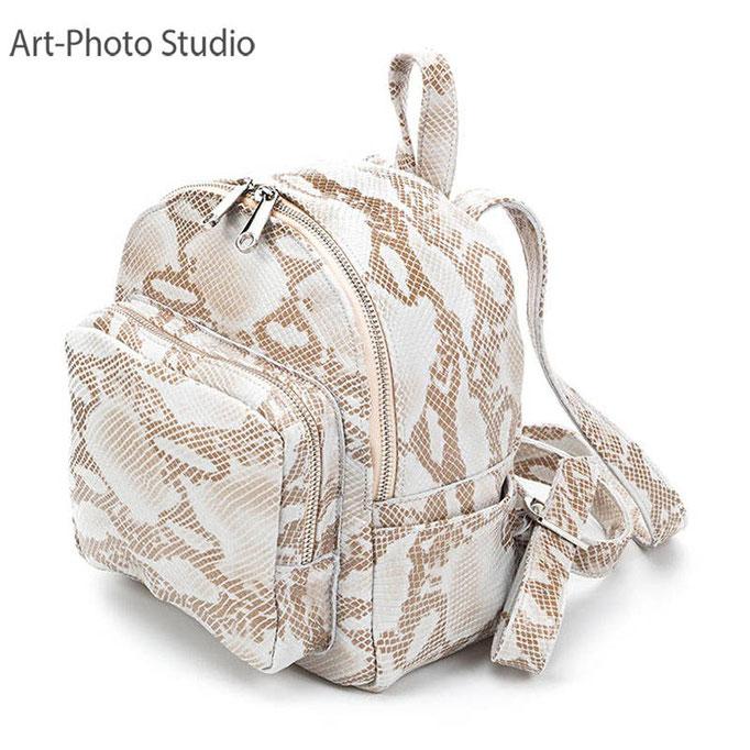 фотосъемка городских рюкзаков для LaModa