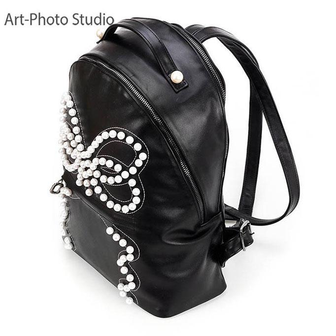 фото городского рюкзака - кожгалантерея для LaModa