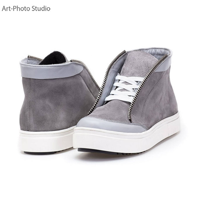 фотосъемка пары обуви для интернет-магазина