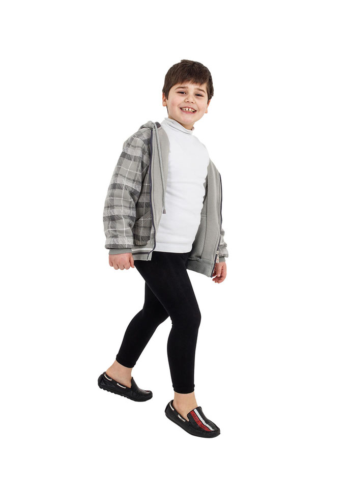 предметная съемка товаров - одежда на детях