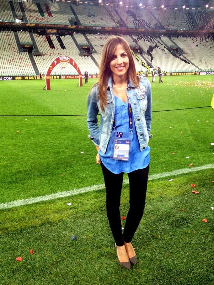 Final Europa League, Juventus Stadium