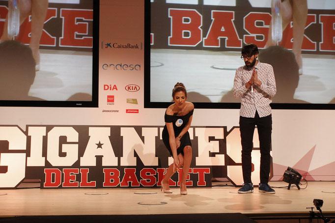 Presentación Gala Premios Gigantes Baloncesto 2017