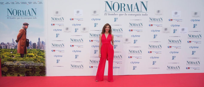 Premiere Norman, la nueva película de Richard Gere