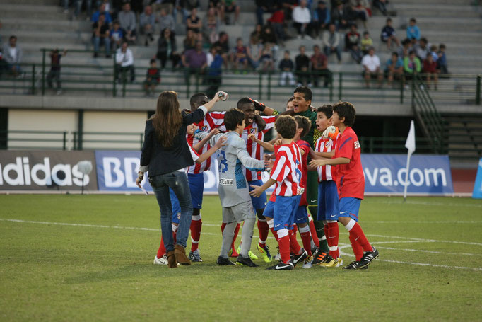 Torneo Internacional Fútbol 7 - Arona 2011