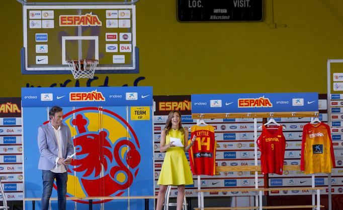 Despedida hacia el Eurobasket 2017 a la Selección Femenina